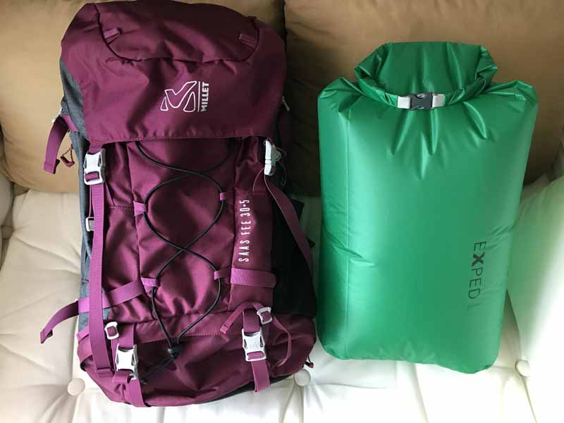 exped fold dry bag1
